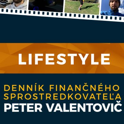 Marec - Denník finančného sprostredkovateľa - Peter Valentovič