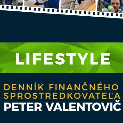 Apríl - Denník finančného sprostredkovateľa - Peter Valentovič